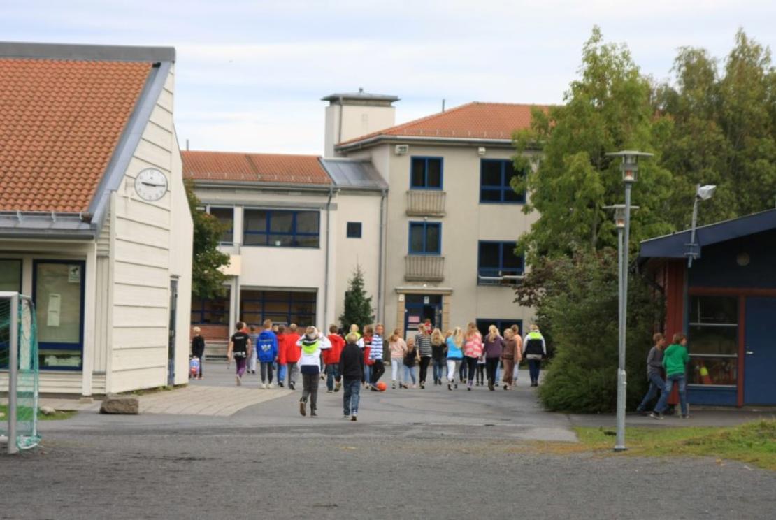 Store Bergan skole