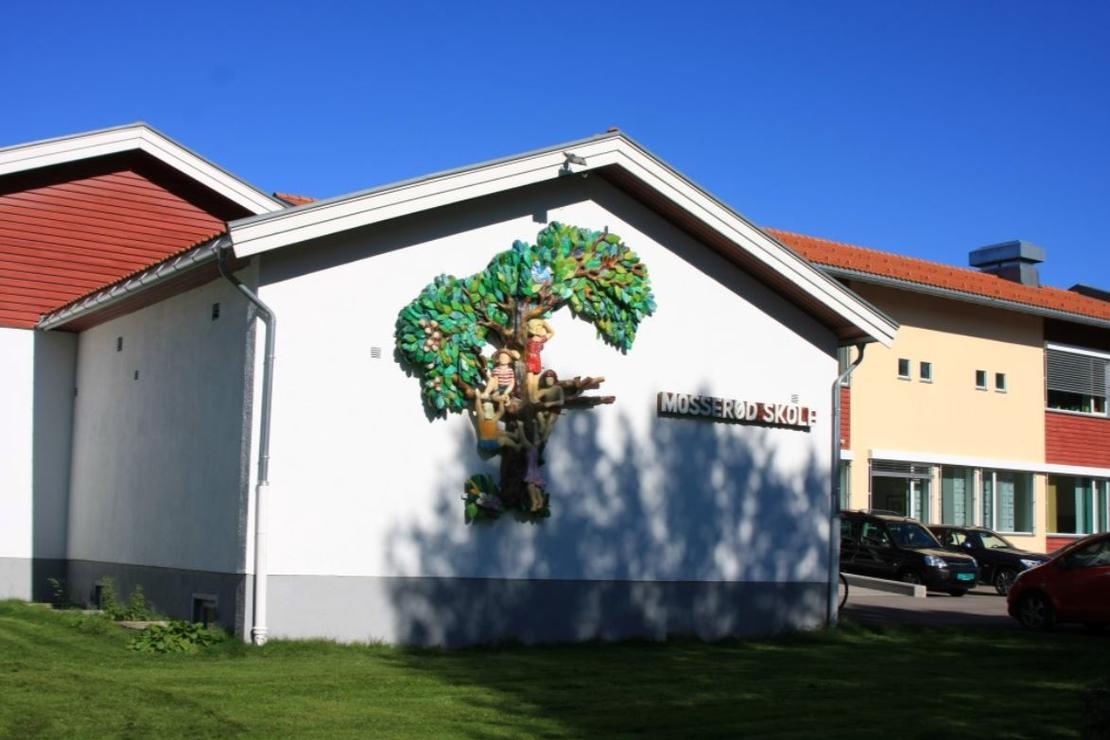 Mosserød skole